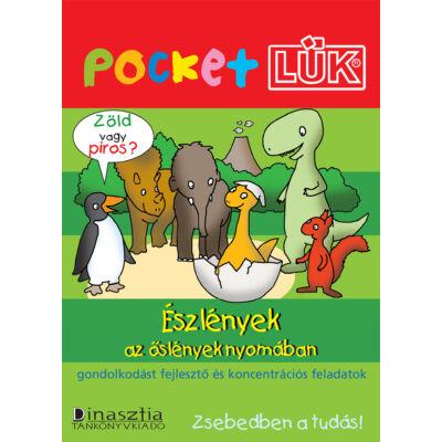 Pocket LÜK - Észlények az őslények nyomában + alaplap