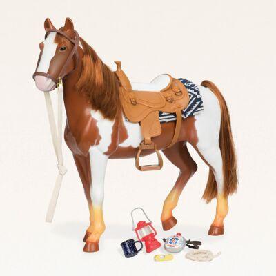 OUR GENERATION  Pinto Horse fésülhető ló (lovas szerepjáték, 3-10 év)