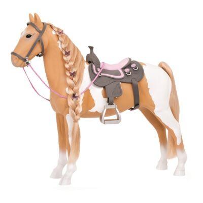 OUR GENERATION Palomino fésülhető ló (lovas szerepjáték, 3-10 év)