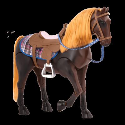 OUR GENERATION Thoroughbred mozgatható ló (lovas szerepjáték, 3-10 év)