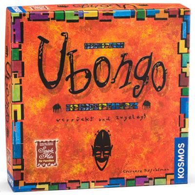 Ubongo, lebilincselő stratégiai társasjáték