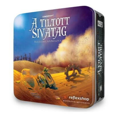 A Tiltott Sivatag (Kooperatív társasjáték, 10-99 év)