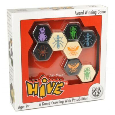 Hive, bogaras kétszemélyes stratégiai játék