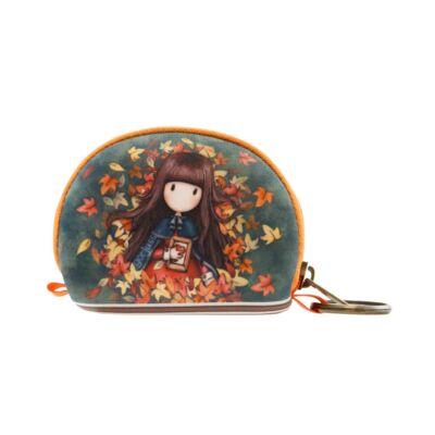 Kulcstartós pénztárca - Autumn Leaves (369GJ28, ,Santoro Gorjuss, ajándéktárgy)