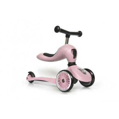 Scoot and Ride, Highwaykick 2in1 Roller és kismotor (Motoroller) - ROSE