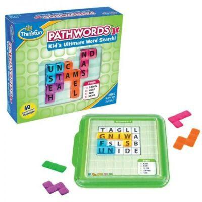 Pathwords Junior (angol nyelvű szójáték)