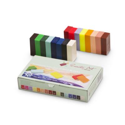 Viaszkréta készlet, kezdő színek (Encaustic Art, viaszfestés,10-99 év)