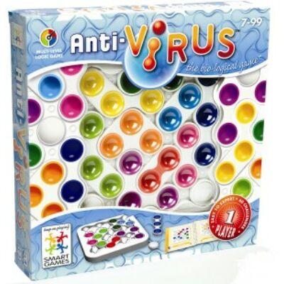 Anti-Virus (Smart Games, logikai játék, 7-99 év)