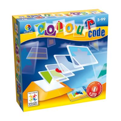 Színkép (Smart Games, Colour code, logikai játék, 6-99 év)