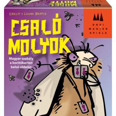 Csaló molyok- Mogel Motte