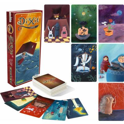 Dixit 2 - Quest - kiegészítő kártyák