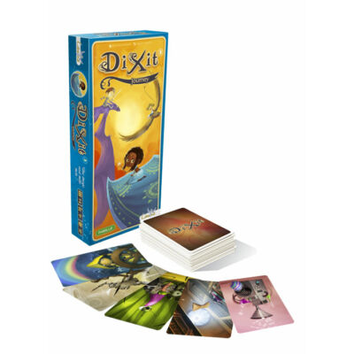 Dixit 3 - Journey - kiegészítő kártyák