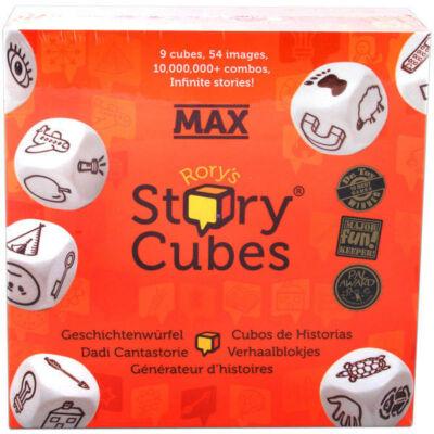 Óriás Sztorikocka- Story Cube Max, szókincsfejlesztő partijáték