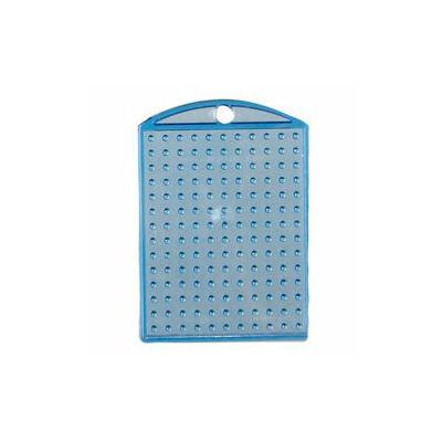 Pixelhobby Kulcstartó alaplap - átlátszó kék