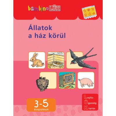 bambinoLÜK - Állatok a ház körül (3-5 év)