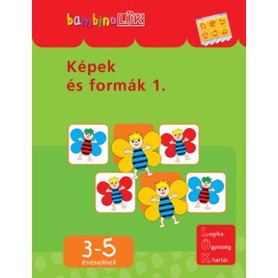 bambinoLÜK - Képek és formák 1.