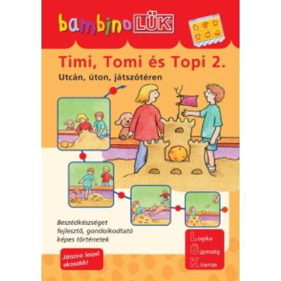 bambinoLÜK - Timi, Tomi és Topi 2.