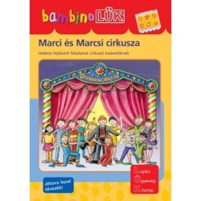 bambinoLÜK  - Marci és Marcsi cirkusza