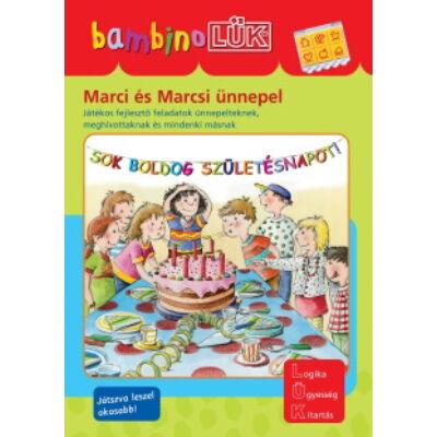 bambinoLÜK  - Marci és Marcsi ünnepel
