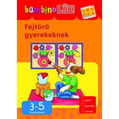 bambinoLÜK  - Fejtörő gyerekeknek