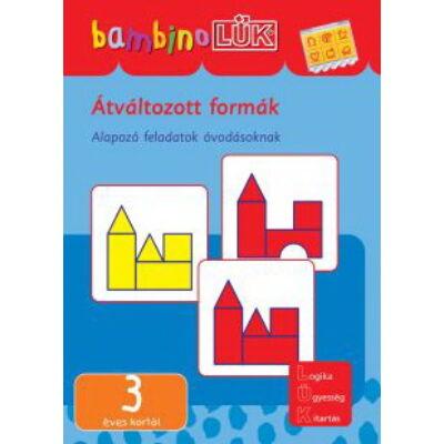 bambinoLÜK  - Átváltozott formák