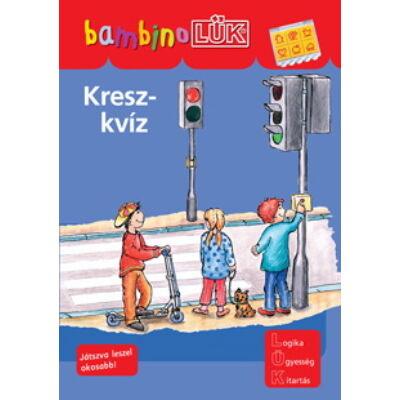 bambinoLÜK - Kresz-kvíz
