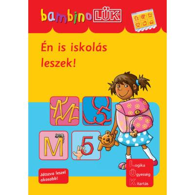 bambinoLÜK - Én is iskolás leszek!