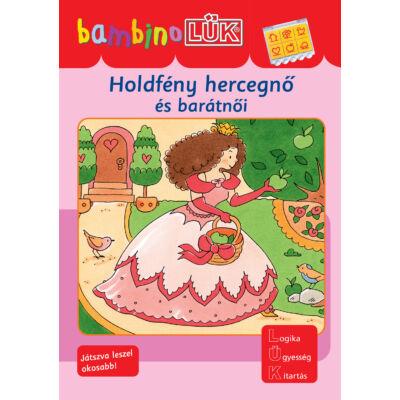bambinoLÜK - Holdfény hercegnő és barátnői