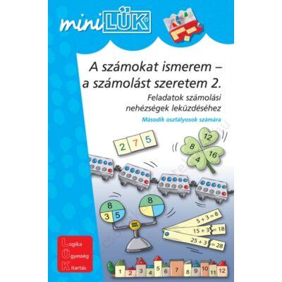 miniLÜK - A számokat ismerem - a számolást szeretem 2
