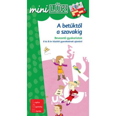 miniLÜK - A betűktől a szavakig