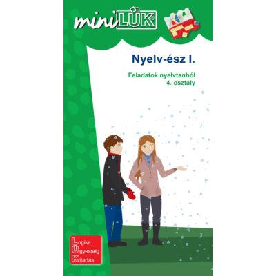 miniLÜK - Nyelv-ész I. - Feladatok nyelvtanból 4. osztály
