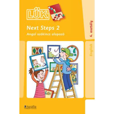 LÜK (24) - Next step 2. - Angol szókincs alapozó 4. osztály