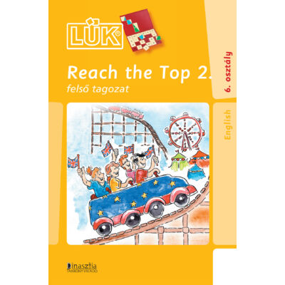 LÜK (24) - Reach the Top 2 - Felső tagozat