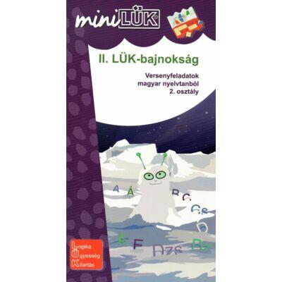 miniLÜK - II.LÜK-bajnokság - nyelvtan 2.o