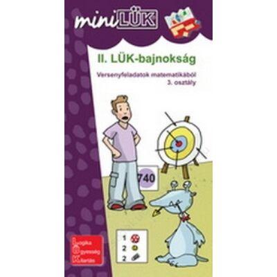 miniLÜK - II.LÜK-bajnokság - matek 3.o