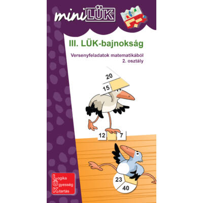 miniLÜK - III. LÜK-bajnokság - matek 2.o.