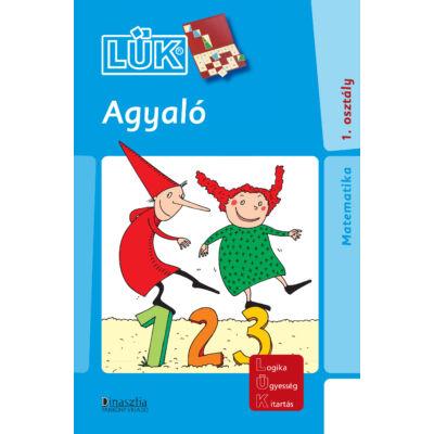 LÜK (24) - Agyaló - Matematika 1.