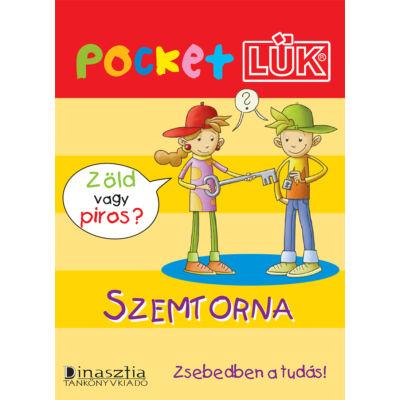 Pocket LÜK (zsebLÜK) - Szemtorna + alaplap