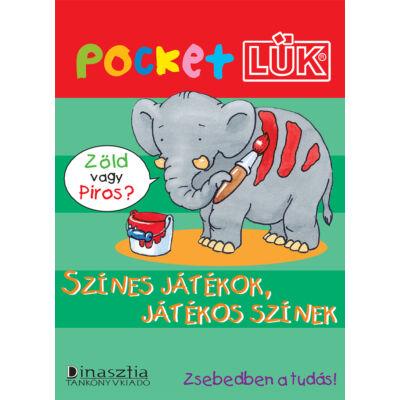Pocket LÜK - Színes játékok, játékos színek + Alaplap