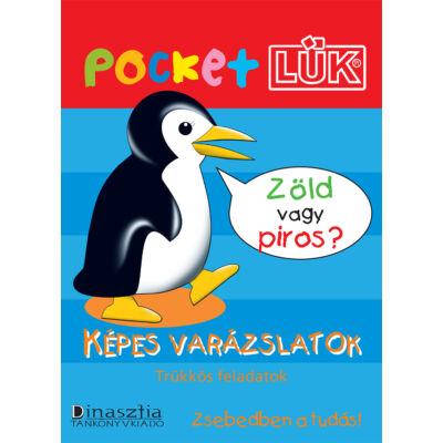 Pocket LÜK - Képes varázslatok + alaplap