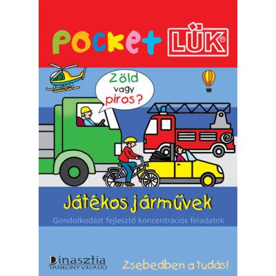 Pocket LÜK (zsebLÜK) - Játékos járművek