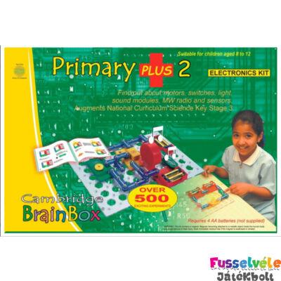 Cambridge Brainbox Primary Plus (Alap készlet) - tudományos elektromos építő