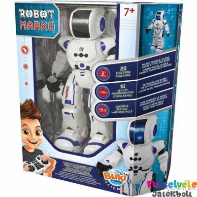 Marko Robot (Buki programozható tudományos játék, 7-14 év)