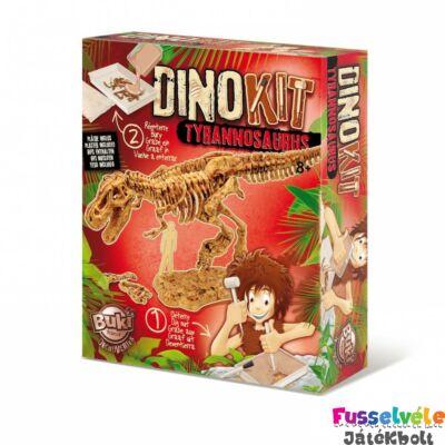 Dínó felfedező készlet, T-Rex (Buki tudományos játék, 8-14 év)