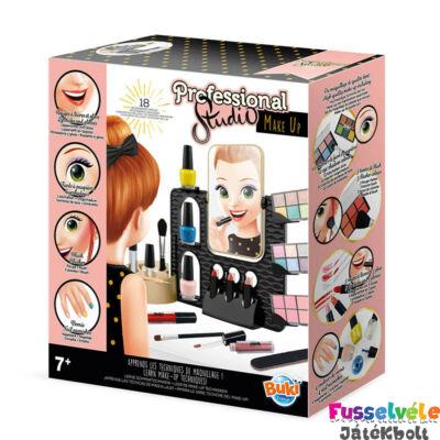 Professzionális make up stúdió (Buki kreatív készlet, 7-16 év)