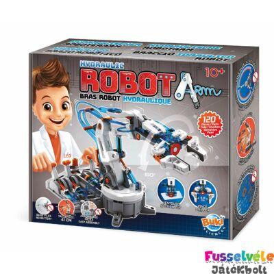 Hidraulikus Robotkar (BUKI, Tudományos játék, 8-99 év)