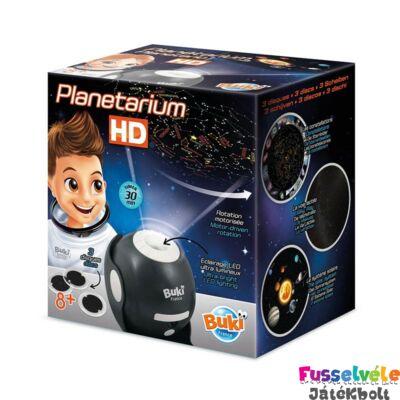 HD Planetárium vetítő (Buki tudományos készlet)