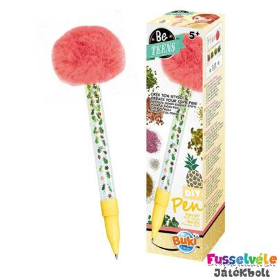 Csináld magad DIY toll Ananász (Buki kreatív szett, 5-10 év)