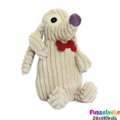 Plüssfigura, 23 cm-es, Nonos, a kutya (Deglingos, 33105, gyerekjáték, 0-12 év)