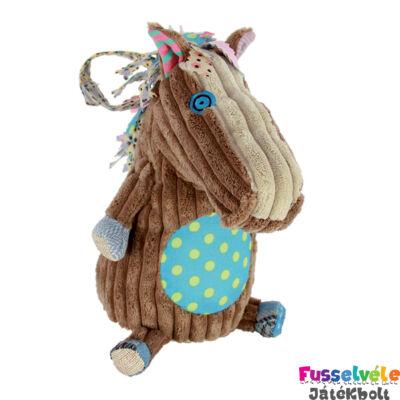 Zenélő plüss, Ogalos, a ló (Deglingos, 34115, bébijáték, 0-6 év)